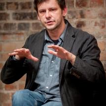 Adam Ziajski (Poland), November 2013, photo Maciej Zakrzewski
