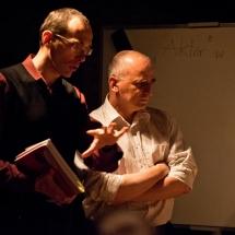 Grzegorz Ziółkowski and Tadeusz Kornaś (Poland), December 2012, photo Maciej Zakrzewski
