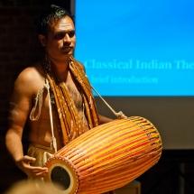 Mandar Purandare (India), September 2012, photo Maciej Zakrzewski