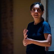 Roberta Secchi (Italy), May 2011, photo Maciej Zakrzewski