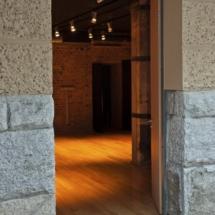 Wejście do Sali Teatralnej, fot. Maciej Zakrzewski