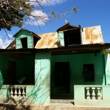 Wioska Cazale, Haiti, fot. Grzegorz Ziółkowski