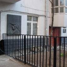 Muzeum-mieszkanie Meyerholda, Moskwa, fot. Grzegorz Ziółkowski