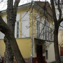 Dom Konstantina Stanisławskiego, Moskwa, fot. Grzegorz Ziółkowski