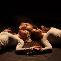 Etiudy teatralne, 2013, Przedsięwzięcie Śnieg, Grupa Logika, fot. Maciej Zakrzewski