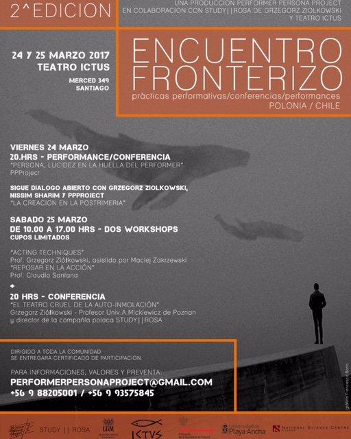 Frontier Encounter 2 flyier