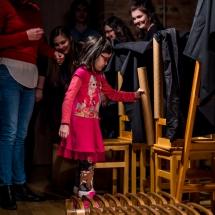 Etiudy teatralne, podsumowanie, 24 stycznia 2017. Fot. Maciej Zakrzewski