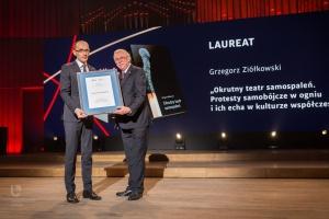Nagroda Kotarbińskiego, V edycja (2019). Fot. Maciej Andrzejewski